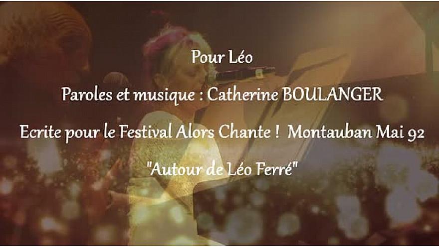Pour Léo - Catherine Boulanger - Version Originale